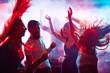 Ecstatic dancers - 81224712
