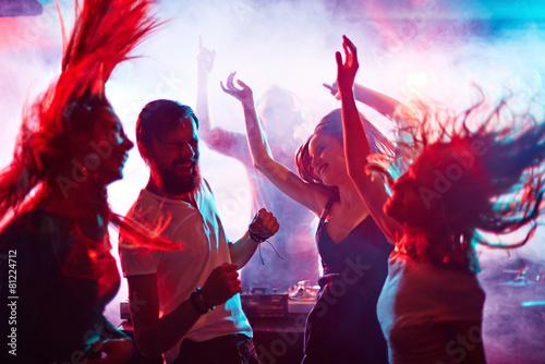 mata magnetyczna Tancerze ekstatyczne