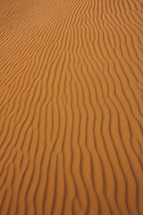 Dubai desert with beautiful sandunes