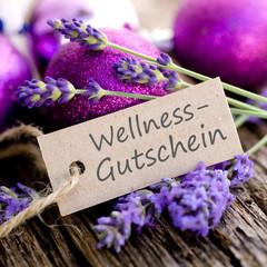 Wellnessgutschein