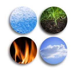 Die Vier Naturelemente