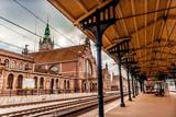 Main station of Gdansk