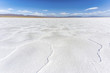 The Salinas Grandes in Jujuy, Argentina. - 81228938