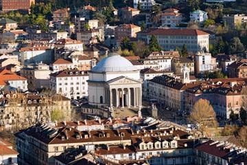 Chiesa della Gran Madre di Dio - Torino Italy