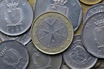 Lira Maltija Maltese lira Euro ليرة مالطية