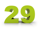 number 29 - 81231920