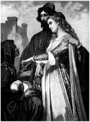 Charity : Feudal Lord & Lady - Middle-Ages