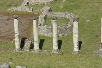 volterra roman theatre