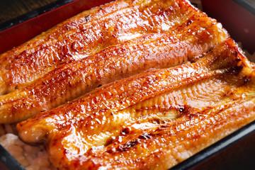うな重  Kabayaki high quality Japanese food