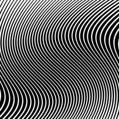 Abstract background with wavy lines. Wavy lnes vector