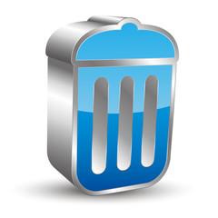Tray icon 3D