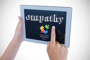 Empathy against autism awareness day