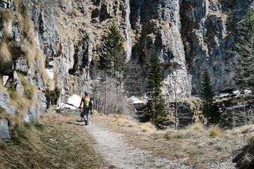 Trekking outdoor