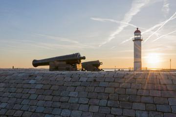 lighthouse Hellevoetsluis
