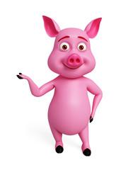 3d Pig presentation
