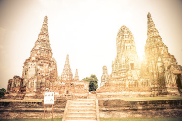 Templein Ayutthaya