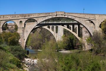 Pont du Diable in Ceret
