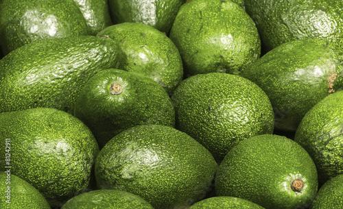 Keuken foto achterwand Boodschappen many avocado