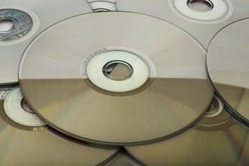 CD & DVD disc