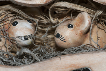 gemütliches Mäusehaus