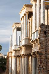 Antique  Roman Theatre. Merida