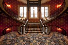 """Постер, картина, фотообои """"stairs"""""""