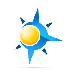 Sonne, Stern, Navigation