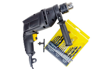 Tool drill