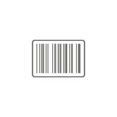Icono código de barras FB