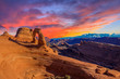 Panorama of Arches National Park - 81263359