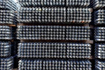 足場鳶材料:くさび緊結式足場