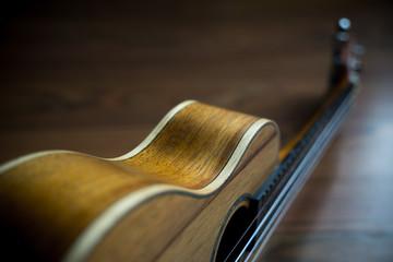 Ukulele Hawaii guitar style