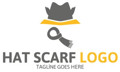 Hat Scarf Logo