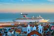 Lisbon harbor, Portugal - 81277574