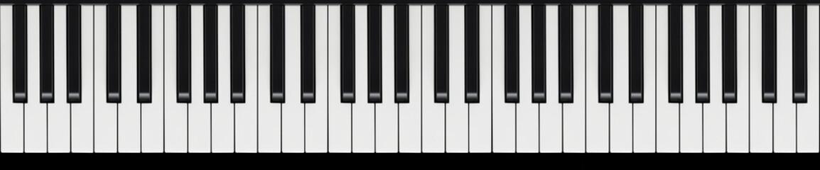 Klaviertastatur endlos verlängerbar