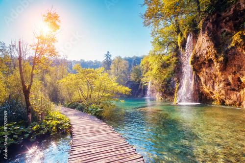 Plitvice Lakes National Park - 81280969
