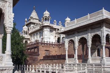 Marble Cenotaph - Jodhpur - India