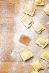ravioli pasta