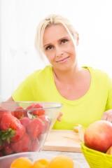 Fruchtsaft zubereiten
