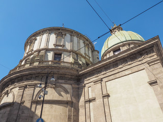 Temple of San Sebastiano