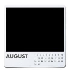 Calendar, Photo frame background
