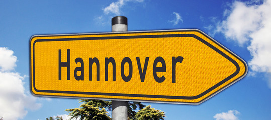 Wegweiser Hannover