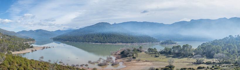 Mediterranean lake