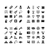 House system icons - 81286371