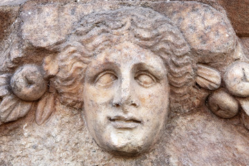 Relief of Aphrodisias, Aydin, TURKEY