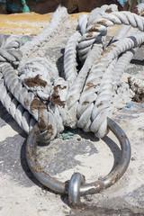 Anello di ormeggio per barche