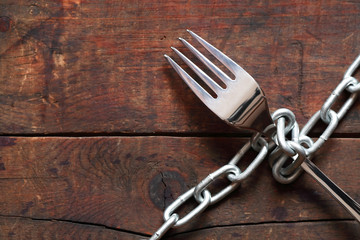 Fork And Chain