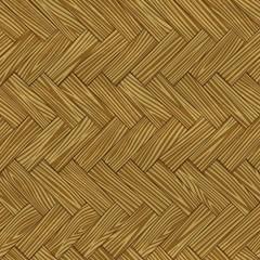 Wooden striped textured parquet background. Seamless pattern. Ve
