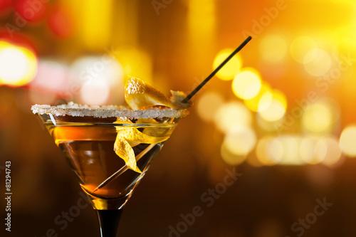 Plakát, Obraz Martini