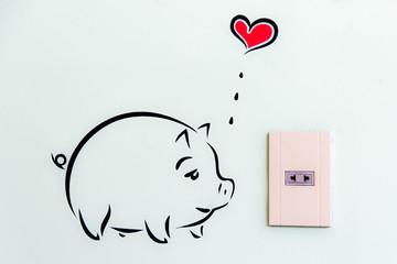 porco, paixão tomada